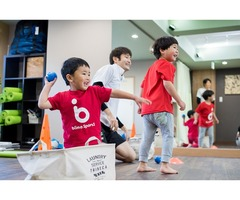 【早稲田大学と共同開発】最新のスポーツ科学と幼児教育学による、21世紀型の総合キッズスポーツスクール biima sports(ビーマ・スポーツ)