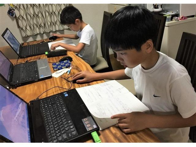 パソコン塾 沼津小学生プログラミング