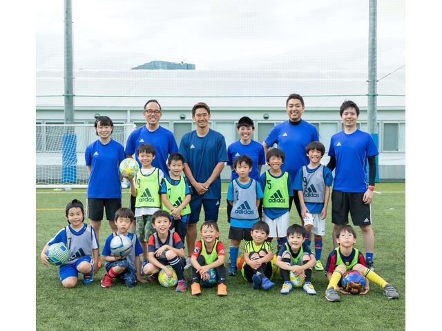 Hanaspoサッカー教室森下校