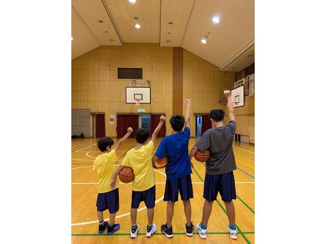 K-styleバスケットボールスクール