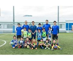 Hanaspoサッカー教室神楽坂校