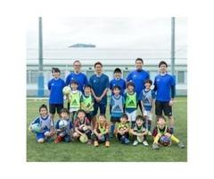 Hanaspoサッカー教室品川八潮校