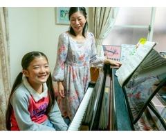 ピアノ演奏の基本を大切に育てていきます。